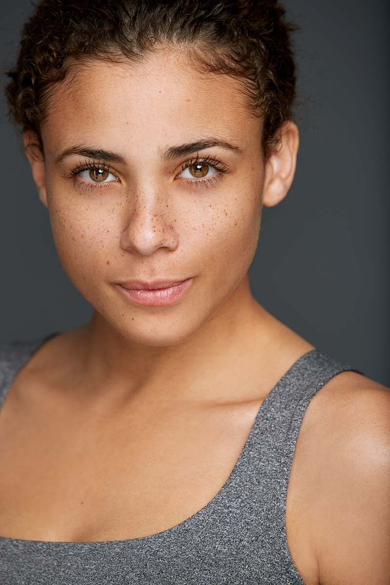 Photo by Headshots LA Photo of Murielle Hilaire King